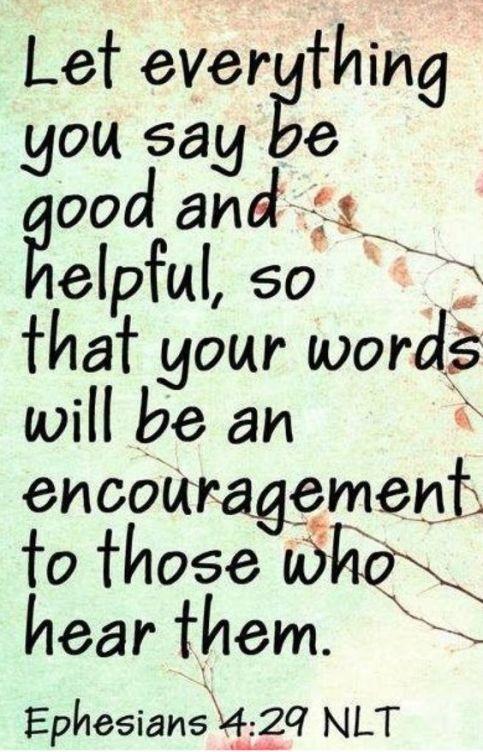 encuragements